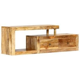 """image-Van TV Stand for TVs up to 50\"""" Williston Forge Colour: Brown"""