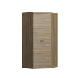 image-Naswith Corner Wardrobe Mercury Row Colour: Grandson