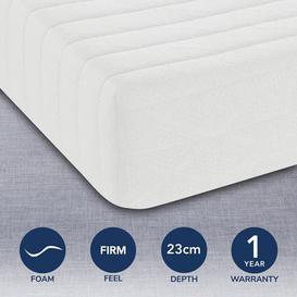 image-MemoryPedic Flexi Sleep European Size Mattress White