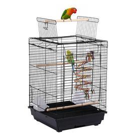 image-Jacquline Open Top Bird Cage