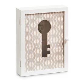 image-Nordic Key Cabinet Brambly Cottage