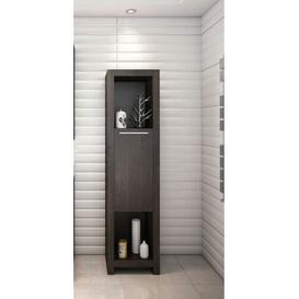 image-Halila 40 x 160cm Free Standing Cabinet Belfry Bathroom