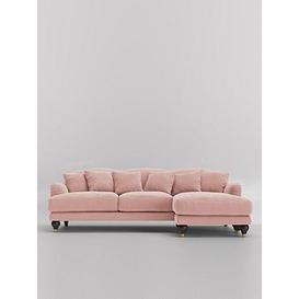 image-Swoon Holton Fabric Right Hand Corner Group Scatter Back Sofa