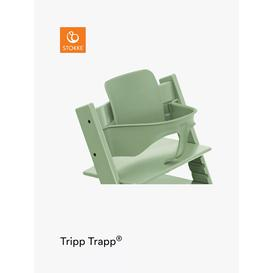 image-Stokke Tripp Trapp Baby Set Highchair, Moss Green