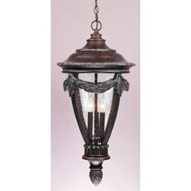 image-Coaling 3 Light Outdoor Hanging Lantern Astoria Grand