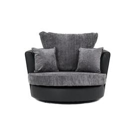image-Raffaele Swivel Tub Chair Brayden Studio