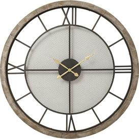 image-Village XXL 121cm Analogue Wall Clock KARE Design