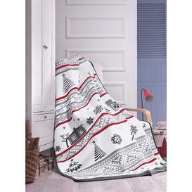 image-Kassandra Christmas Tree Blanket Sei Design