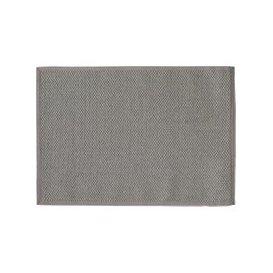 image-BASTIDE sisal woven rug in grey 160 x 230cm