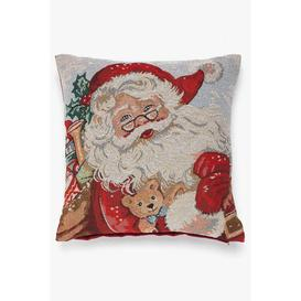 image-Father Christmas Filled Cushion