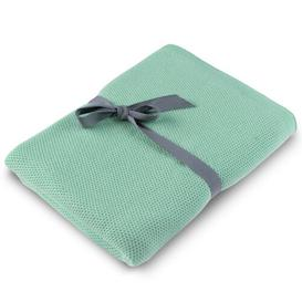 image-Bamboo Baby Blanket Nordville Colour: Mint
