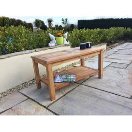 image-Marsworth Teak Coffee Table Dakota Fields