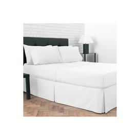 image-200 Count Percale Flat Sheet