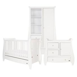 image-Katie Cot Bed 3-Piece Nursery Furniture Set Tutti Bambini