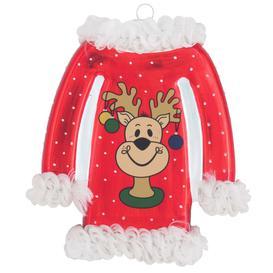image-Christmas Costume Hanging Figurine Ornament
