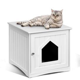 image-Crumbley Litter Box Enclosure