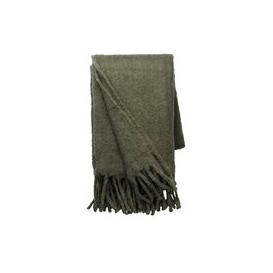 image-Cozy Living Mathea Throw in Army Green