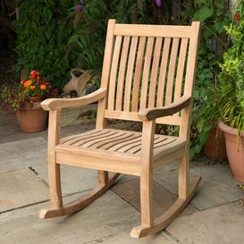image-Whitney Teak Rocking Chair Sol 72 Outdoor
