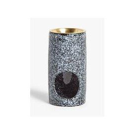 image-John Lewis & Partners Reactive Glaze Oil Burner Candle Holder