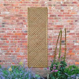 image-Leanna Wood Lattice Panel Trellis (Set of 3) Sol 72 Outdoor Size: 180cm H x 60cm W