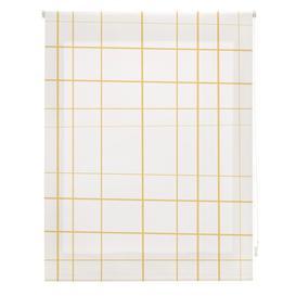 image-Room Cubes Sheer Roller Blind Ebern Designs Size: 150cm W x 180cm L