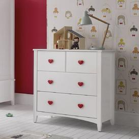 image-Holly 4 Drawer Chest The Children's Furniture Company