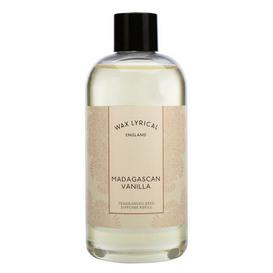 image-Madagascan Vanilla 250ml Reed Diffuser Refill Clear