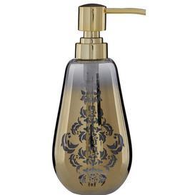 image-Cordes Soap Dispenser Fairmont Park Finish: Gold