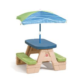 image-Dahl Children's 2 Piece Picnic Bench Set Sol 72 Outdoor
