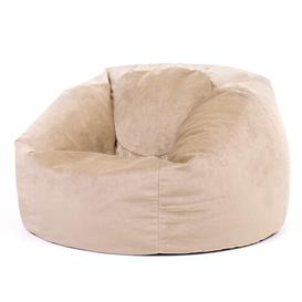image-Glenys Bean Bag Chair Brayden Studio Upholstery Colour: Luna Gold