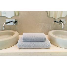 image-Waffle Hand Towel Symple Stuff Colour: LINEN