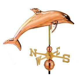 image-Broomsedge Dolphin Weathervane Sol 72 Outdoor
