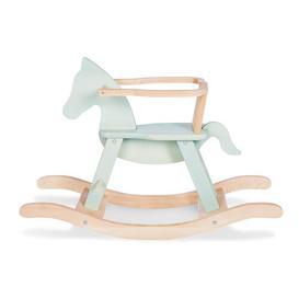 image-Rocking Horse Pinolino Colour: Green/Beige