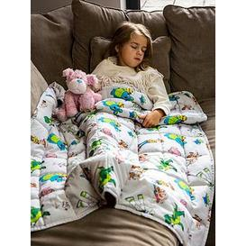 image-Rest Easy Sleep Better Disney Toy Story Weighted Blanket &Ndash 2 Kg &Ndash 90 X 120 Cm
