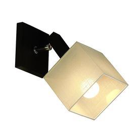 image-Rocio 1-Light Ceiling Spotlight Mercury Row Shade colour: Cream