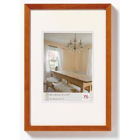 image-Peppers Picture Frame Brambly Cottage Colour: Brown, Size: 12cm H x 9.5cm W