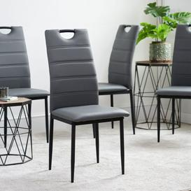 image-Upton Set of 4 Dining Chairs