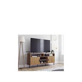 image-Teknik Office Hythe Wall Mounted Tv Unit