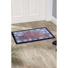 image-Merry Christmas Washable Doormat