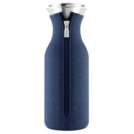 image-Stoppe-goutte Carafe - / 1 L - Technical fabric cover by Eva Solo Navy blue