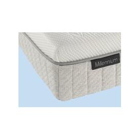 "image-Dunlopillo Millennium PLUS Mattress - Small Double (4' x 6'3"")"