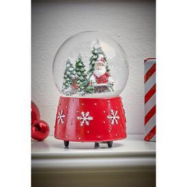 image-Christmas Snow Globe