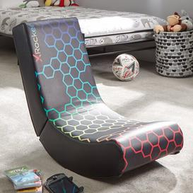 image-Foldable Gaming Chair X Rocker