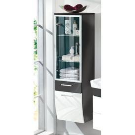 image-Rima 40 x 134.6cm Wall Mounted Cabinet Belfry Bathroom