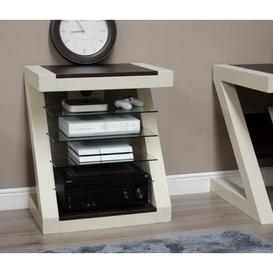 image-Infinity Painted Wenge Top HiFi Unit