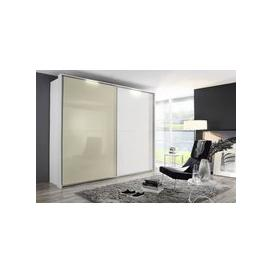 image-Rauch Xtend Sliding Wardrobe with Line-2 2 Colours