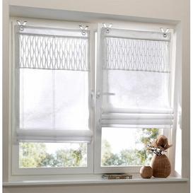 image-Semi Transparent Roman Blind Symple Stuff Size: 140cm L x 60cm W