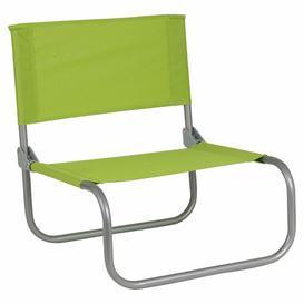 image-McCook Folding Beach Chair Dakota Fields Colour: Green