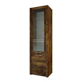 image-Schuster Standard Display Cabinet Natur Pur Colour: Taksus