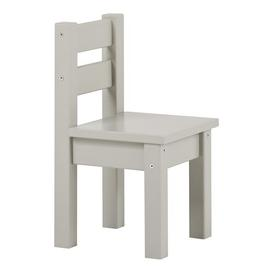 image-Mads Children's Desk Chair Hoppekids Colour: Dove grey